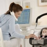 Flexible working: Mum's the word (Source: Thinkstock/Stockbyte)