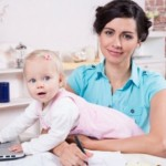 Balancing family life with work? You're kidding! (Image credit: Thinstock/iStock)