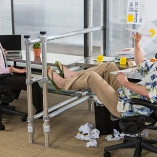 Top 5 most stressful things about the office (Image credit: Thinkstock)