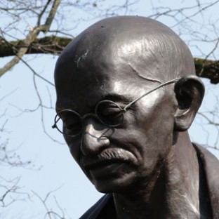 Photo of Ghandi