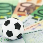 Football and money picture